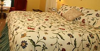 C.W. Worth House Bed and Breakfast - Wilmington - 睡房