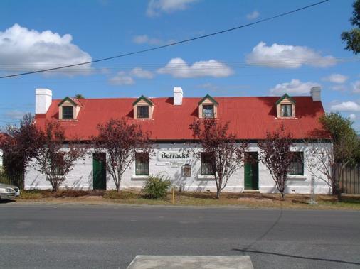 索雷尔营房酒店 - 霍巴特 - 建筑