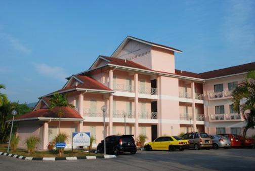 赛里马来西亚槟城岛酒店 - 乔治敦 - 建筑