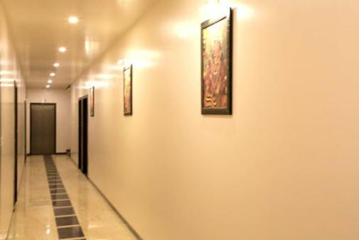 艾拉行政酒店 - 奥兰加巴德 - 大厅