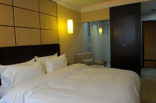 長春百佳商務酒店 - 长春 - 睡房