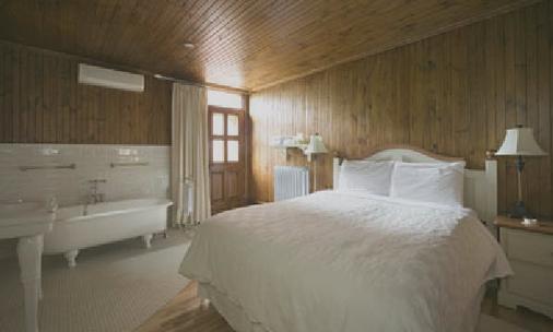 亚历山大洛根1870家庭旅馆 - 蒙特利尔 - 睡房