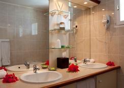 Le P'tit Morne - Saint-Barthélemy - 浴室