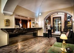 黛尔安格洛酒店 - 洛迦诺 - 柜台