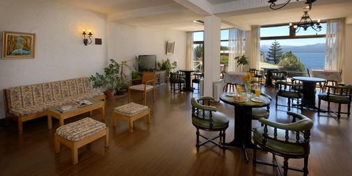 蒂罗尔酒店 - 圣卡洛斯-德巴里洛切 - 客厅
