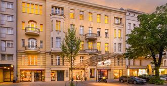 柏林夏洛滕堡盖茨诺富姆酒店 - 柏林 - 户外景观
