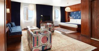 纽约市海上酒店 - 纽约 - 客厅