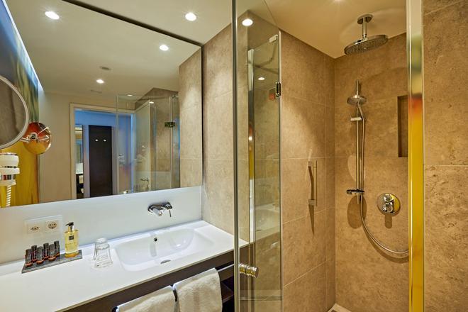 华美达广场巴塞尔会议中心酒店 - 巴塞尔 - 浴室