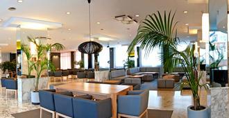 伯纳特二酒店 - 卡里拉 - 休息厅