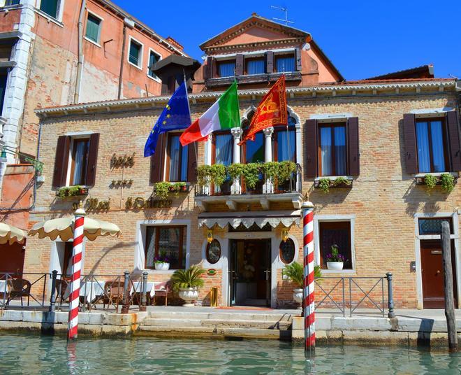 东方魔力酒店 - 威尼斯 - 建筑