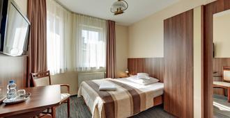 阿巴克酒店 - 格但斯克 - 睡房