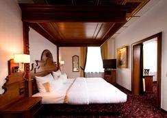 市中心国王高级酒店 - 慕尼黑 - 睡房