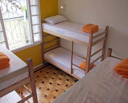 索拉尔63旅舍 - 阿雷格里港 - 睡房