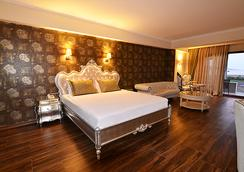 阿兹卡酒店 - 博德鲁姆 - 睡房
