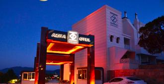 阿兹卡酒店 - 博德鲁姆 - 建筑