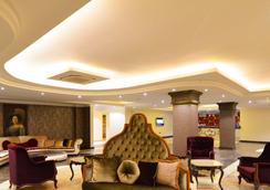 阿兹卡酒店 - 博德鲁姆 - 大厅