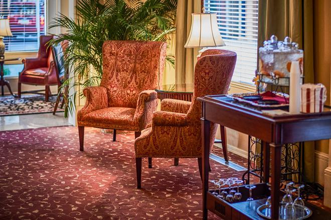 雷诺广场普兰特斯酒店 - 萨凡纳 - 大厅