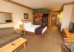 桑达斯基大狼屋酒店 - 桑达斯基 - 睡房