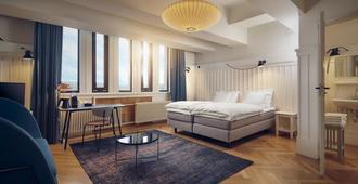 劳埃德文化大使酒店 - 阿姆斯特丹 - 睡房