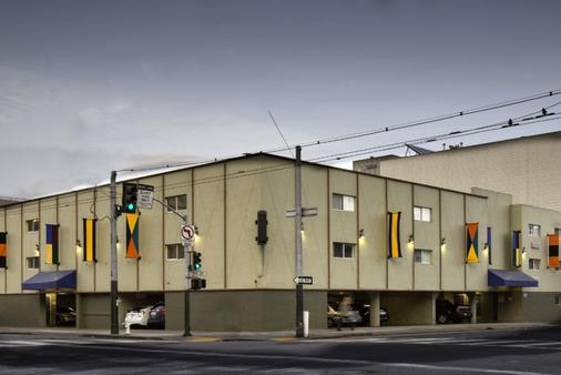 索玛公园汽车旅馆 - 旧金山 - 建筑