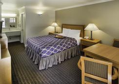 索玛公园汽车旅馆 - 旧金山 - 睡房
