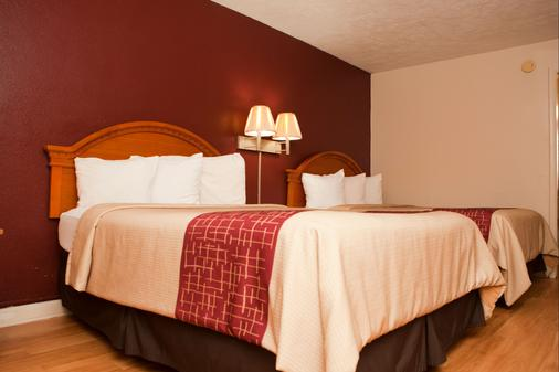 Red Roof Inn & Suites Jackson, TN - 杰克逊 - 睡房