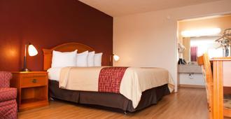 田纳西杰克逊红屋顶酒店 - 杰克逊 - 睡房
