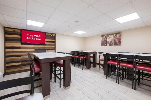Red Roof Inn Knoxville Central - Papermill Road - 诺克斯维尔 - 餐厅