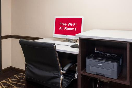 Red Roof Inn Knoxville Central - Papermill Road - 诺克斯维尔 - 商务中心