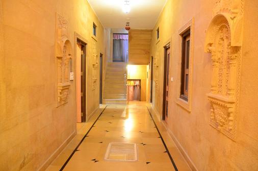 哈维里皇家酒店 - 斋沙默尔 - 大厅