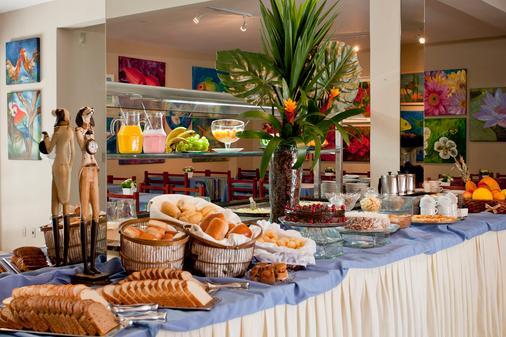 格里斯普拉亚音格酒店 - 弗洛里亚诺波利斯 - 食物