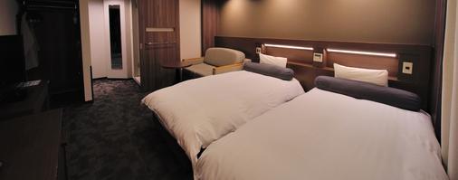 涩谷神宫前多米高级酒店 - 东京 - 睡房