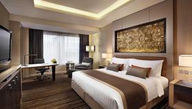 曼谷阿玛瑞水门酒店 - 曼谷 - 睡房