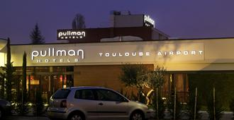 铂尔曼酒店-图卢兹机场 - 布拉尼亚克