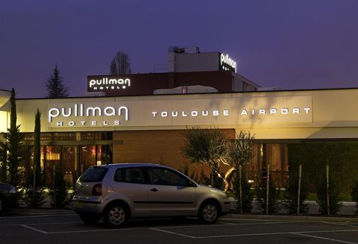 铂尔曼酒店-图卢兹机场 - 布拉尼亚克 - 建筑