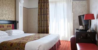 巴黎埃菲尔塞纳酒店 - 巴黎 - 睡房