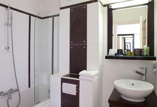 巴黎埃菲尔塞纳酒店 - 巴黎 - 浴室