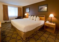 乔治王子城中心河滨酒店 - Prince George - 睡房