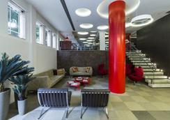 斯诺博酒店 - 里约热内卢 - 休息厅