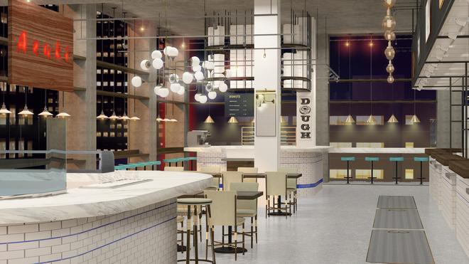 纽约罗酒店 - 纽约 - 酒吧