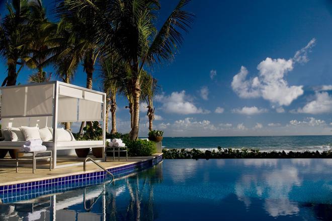 圣胡安孔查万丽酒店 - 圣胡安 - 游泳池