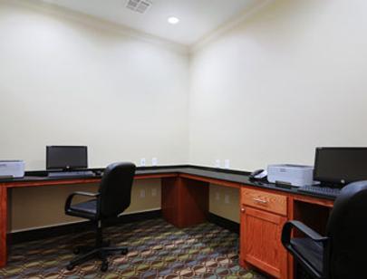 大学城华美达酒店 - 大学城 - 商务中心
