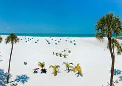 奥特里戈海滩度假酒店 - 迈尔斯堡海滩 - 海滩