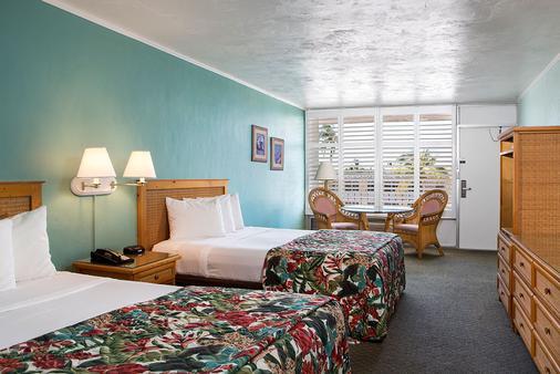 奥特里戈海滩度假酒店 - 迈尔斯堡海滩 - 睡房