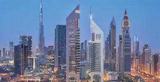 卓美亚阿联酋中心酒店 - 迪拜 - 建筑
