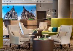 琳达城市广场酒店 - 科隆 - 大厅