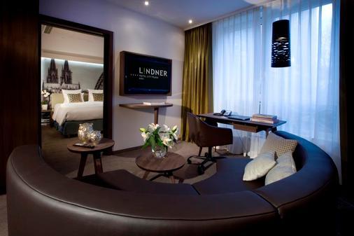 琳达城市广场酒店 - 科隆 - 客厅