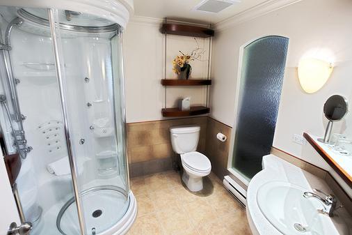 博讷恩特酒店 - 魁北克市 - 浴室