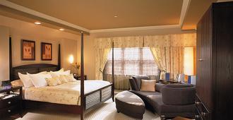 博讷恩特酒店 - 魁北克市 - 睡房