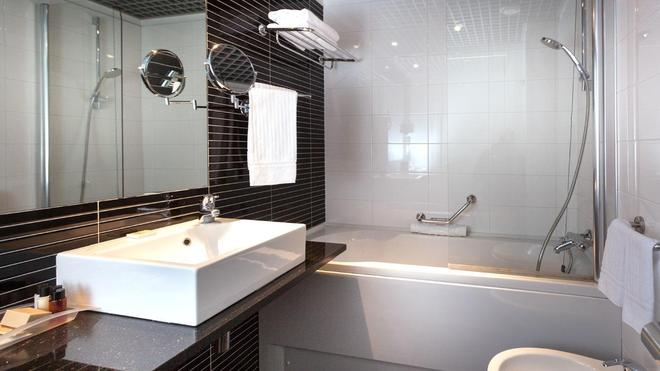 罗马蜗牛酒店 - 罗马 - 浴室